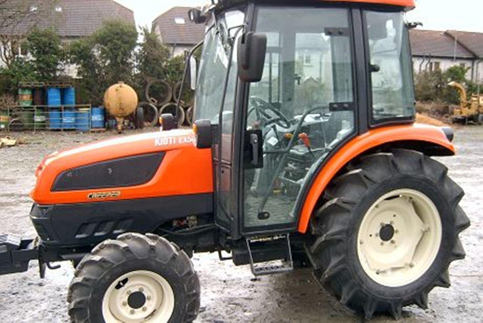 Kioti Ex 40 50 Tractor Workshop Parts Manuals Pdf Cd 495 Engine Diagram 4 Of 7 5