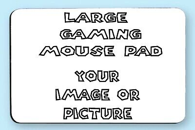 Custom Large Gaming Mouse Pad 10