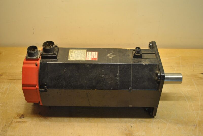 GE Fanuc A06B-0147-B184 #F000 22/2000 Servo Motor