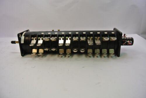 Salzer Rotary Switch S825 / S213