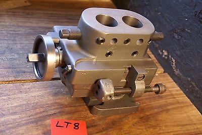Warner Swasey Gisholt Slide Tool Turret Lathe 1-12 Openings