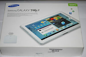 Samsung Galaxy Tab2 10.1 inch Tablet - White 16GB, WiFi, Android 4.0 GT-P5110
