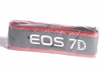 NEW Canon Genuine 7D EW-EOS7D DSLR Camera Neck Strap