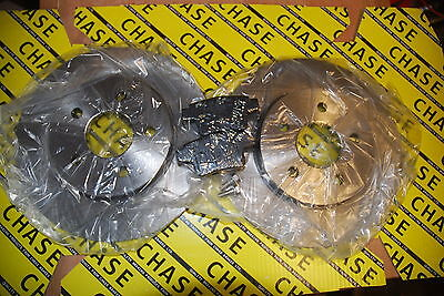 Ford Mondeo MK3 All Models 04 07 Rear Brake Discs And Pads
