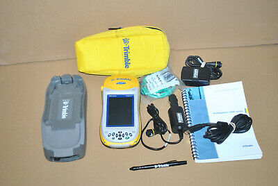 Used Trimble Geo Xh Geo Explorer 2005 Series Cradle Charger Arcpad 8.0