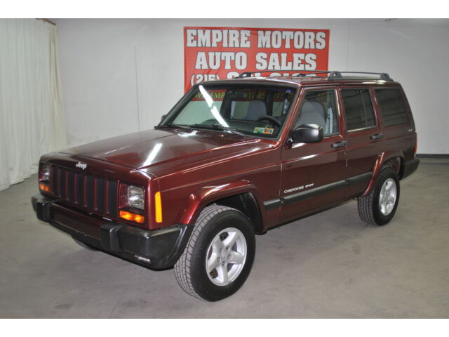 Image 1 of Jeep: Cherokee Burgundy…
