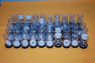 200 Microscope Objective Storage Capsules