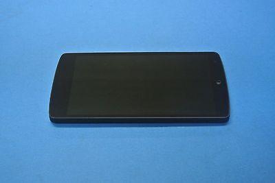 Black Google Nexus 5 Lg D820 D821 Lcd Display Touch Digitizer Screen Matte Frame