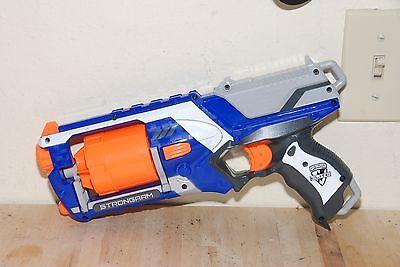 NERF N Strike Elite STRONGARM 6 Shot Dart Gun FREE SHIPPING - Nerf Guns Elite