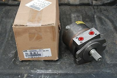 Parker 116a-106-am-0 Hydraulic Motor Splined Straight Internal