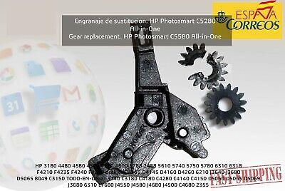 ENGRANAJE DE REPUESTO HP C5280 -GEAR REPLACEMENT HP Photosmart C5280 All-in-One.