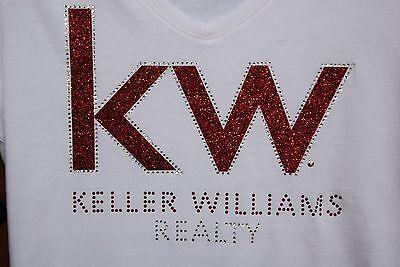 Keller Williams Rhinestone Glitter Bling Shirt Xs S M L Xl Xxl 1X  2X 3X 4X 5X