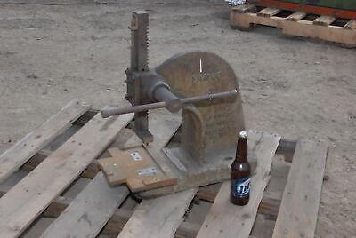 Famco No 2 Arbor Press Industrial Machine Made In Usa Inv29476