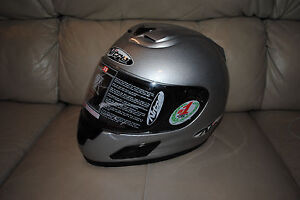 NITRO RACING N610-V MOTORCYCLE HELMET, XS SIZE, NEW NO BOX, ARAI, SHOEI