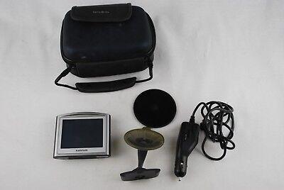 TomTom ONE 3rd Edition N14644 GPS Navigation System 3.5 Inch Screen Car Bundle