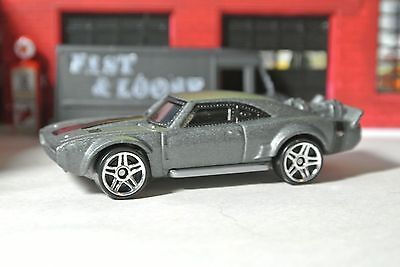 Hot Wheels Loose - Dodge Ice Charger - Fate of the Furious - Gray - 1:64