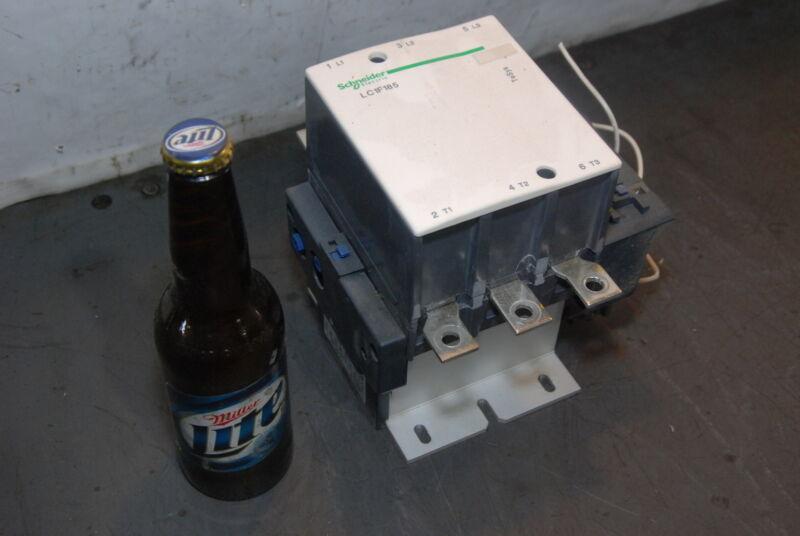 Schneider Electric Contactor LC1F185 INV=29601