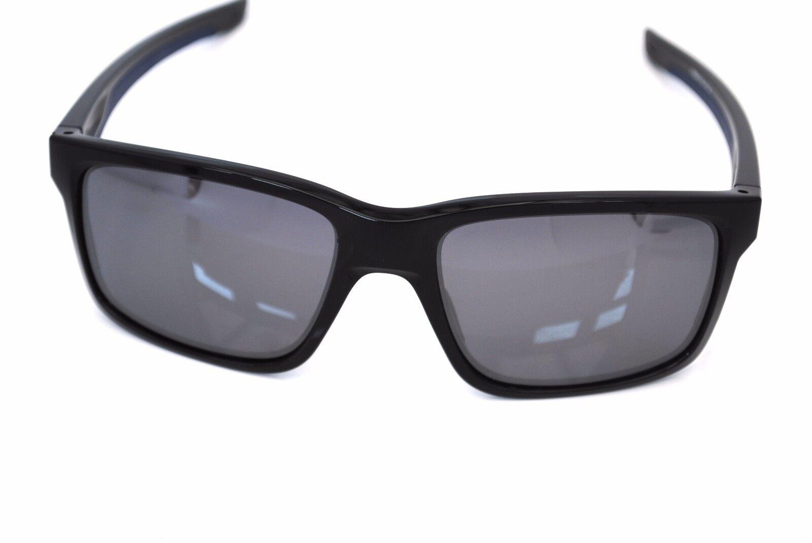 f397bd6300 Oakley Mainlink OO926418 926418 Polished Black Navy Black Iridium Lenses