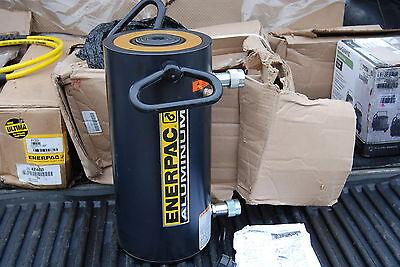 Enerpac Rar-1008 100 Ton Aluminum Hydraulic Cylinder 8 Stroke Double Acting
