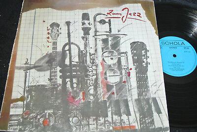 ZUM JAZZ - Musikalische Beispiele...Ulrich Gumpert.../ DDR LP 1983 SCHOLA 875132