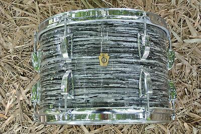 Pearl Black Classic Drum (1966 Ludwig CLASSIC 13