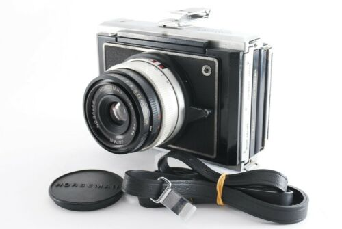 [Excellent+++] Hoseman CONVERTILBLE 62mm F/5.6 Lens Roll Film Holder 10EX 120