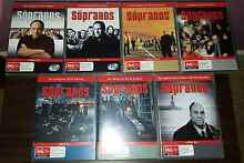 The Sopranos Complete Series on DVD (S1-6) Mayfield East Newcastle Area Preview