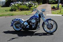 Harley Davidson Bad Boy 1996 St Clair Penrith Area Preview