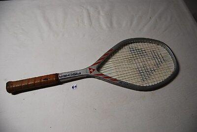E1 Ancienne raquette Fischer Vintage