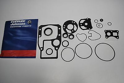 Omc Seal - OMC Cobra Stern Drive OEM Upper Housing Seal Kit 987603 Gearcase New