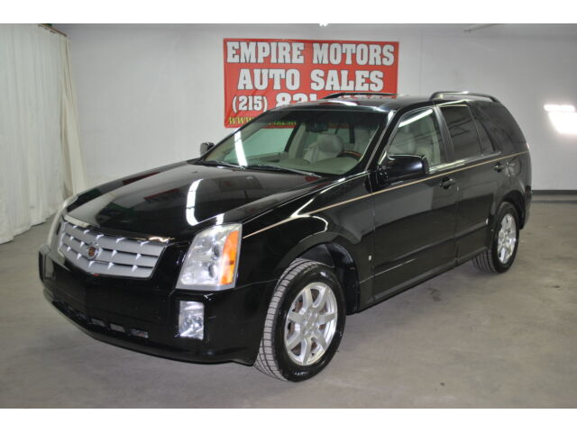 Image 1 of Cadillac: SRX Black…