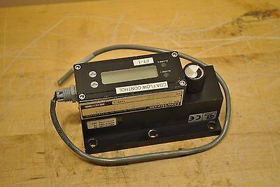 Universal Flow Monitors 0fs-mebs15slmv-2-a-x10a-d3 Digital Gas Flow Meter