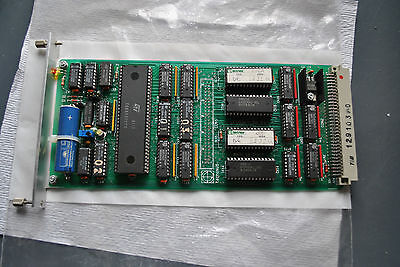 Scm Woodworking Machine Tecnos Cpu Board Cpu68ktc8901 12910370 New