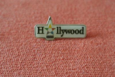 08488 PIN'S PINS USA LOS ANGELES HOLLYWOOD IBM COMPUTER