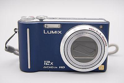 Used, Panasonic Lumix DMC-ZS3 / Lumix DMC-TZ7 10.1MP 3''Screen 12x Zoom Digital Camera for sale  Shipping to India