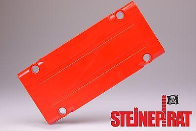 Red 5 Panels (LEGO® 1x 64782 ***NEU*** Technic Paneel / Panel 5x11x1 / rot red 6064661)