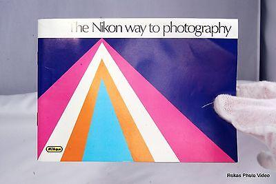 Fotografie-handbuch (Nikon The Nikon Möglichkeit Fotografie