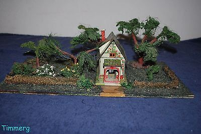 Lionel Trains 913 Landscaped Illuminated Bungalow Vintage