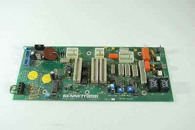 Bennett X-ray Pc Board Pcb Assy 208067 208117 Used