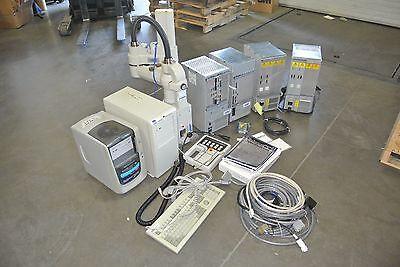Adept 550 Scara Table-top Robot W Controller Mv-10 Mv-8 133 Pa-4 Whse