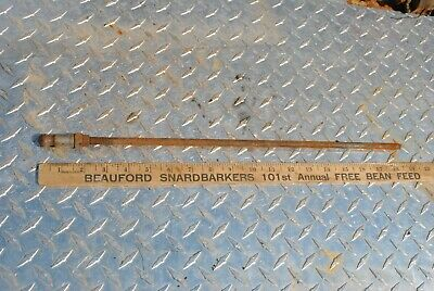 Original Late Model Fairbanks Morse Z 3 Hp Hit Miss Gas Engine Push Rod