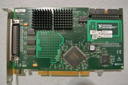 National Instruments PCI-6602 Counter/Timer Device 5 V 8-Channel