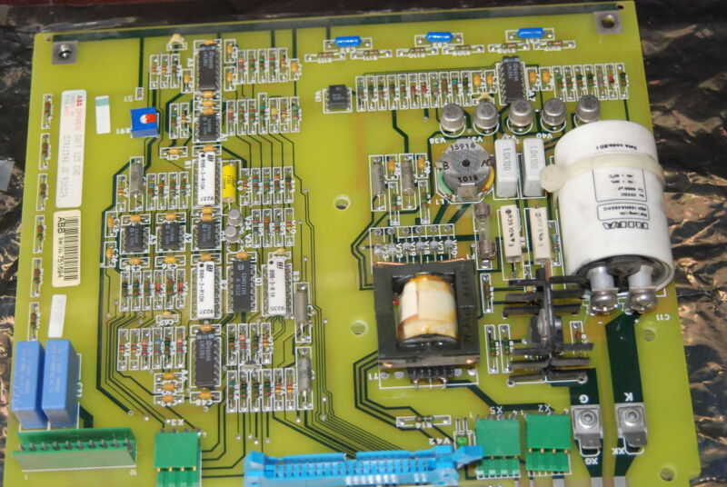 ABB Stromberg 57411546, 5761019-1J, PC Board