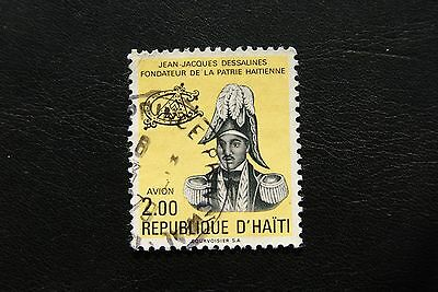 Haiti, Jean Jaques Dessalines (gestempelt)