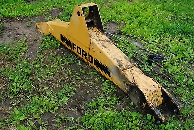 Backhoe Boom D9nnc517bb Ford 555b Backhoe