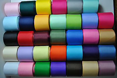 FREE SHIPPING wholesale170 yards - 1.5 grosgrain ribbon lot solid