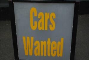 CARS WANTED AT WAYNES CAR SALES North Hobart Hobart City Preview