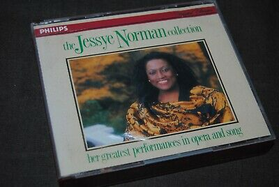 "JESSYE NORMAN ""The Jessye Norman Collection"" DOUBLE CD / PHILIPS - 422 893-2"