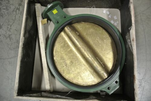 "30"" Crane Center Line 30A266135X Wafer Butterfly Valve DI x Al Br NEW MB (2606)"
