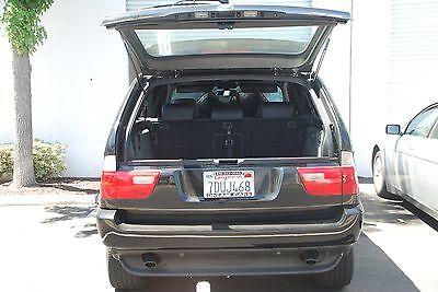 BMW E53 X5 3.0i Rear Automatic Trunk Hatch Auto Lift Gate Springs Upgrade DIY